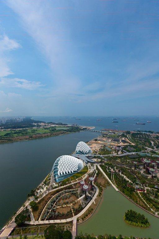 Зимние сады в Сингапуре