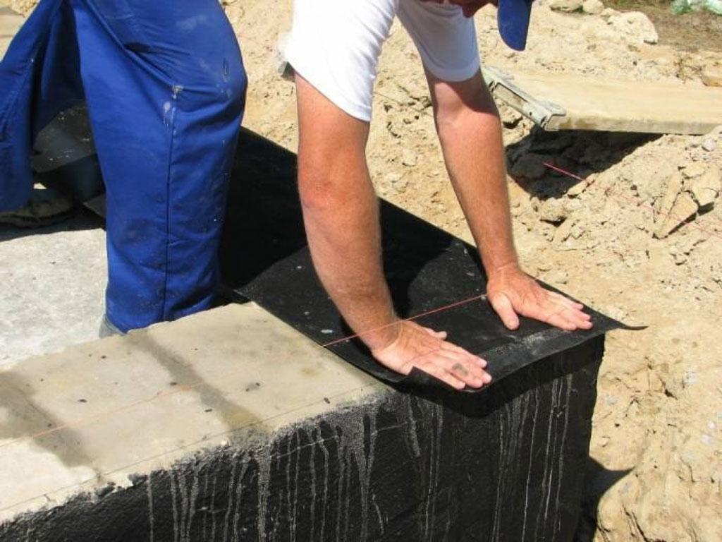 Способы и рекомендации гидроизоляции фундамента.