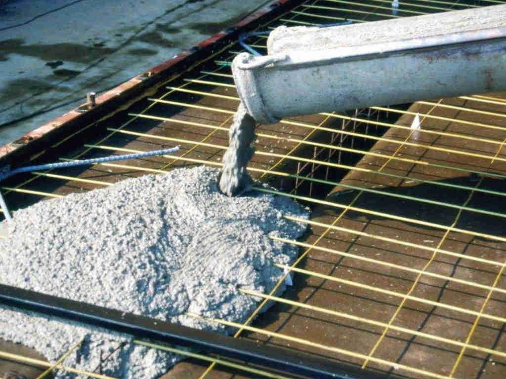 Выбор бетона для заливки фундамента.