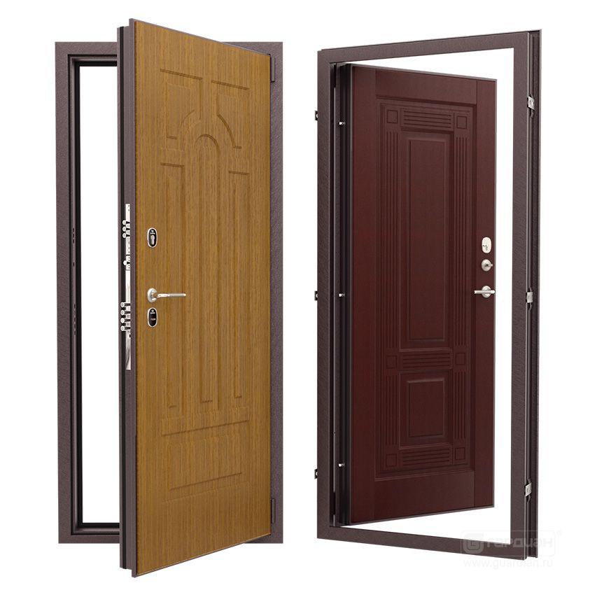 Правильная установка и ремонт стальной двери
