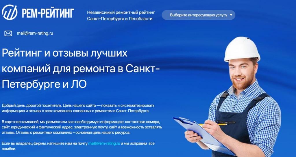 Рейтинг компаний по производству кухонь в Санкт-Петербурге