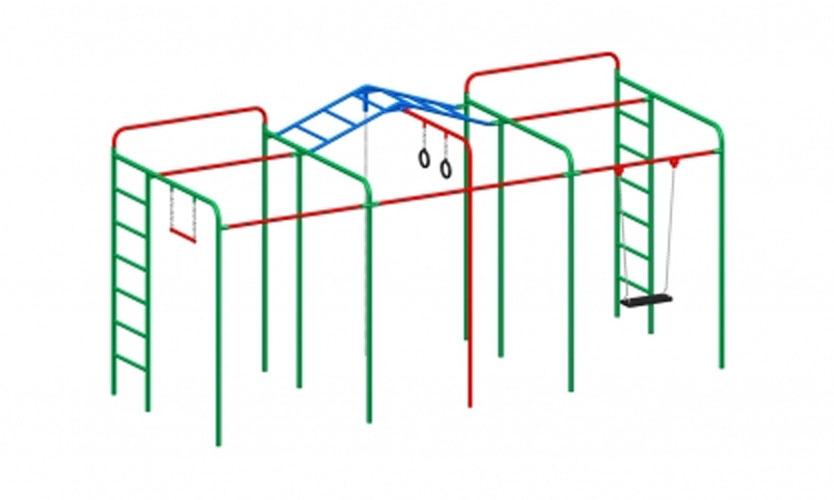 Уличные тренировки: гимнастика не выходя со двора