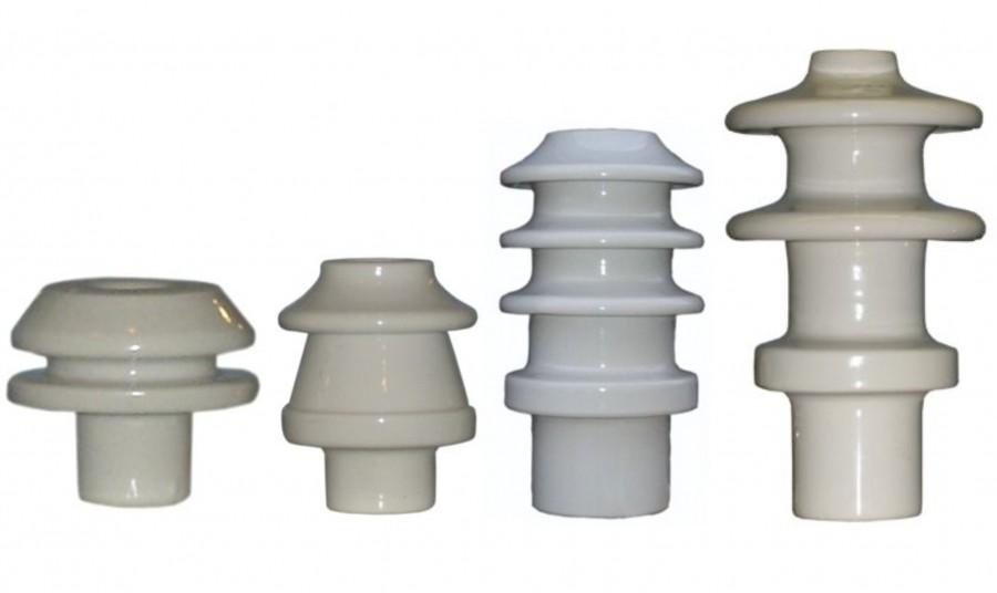 Как распилить керамический изолятор