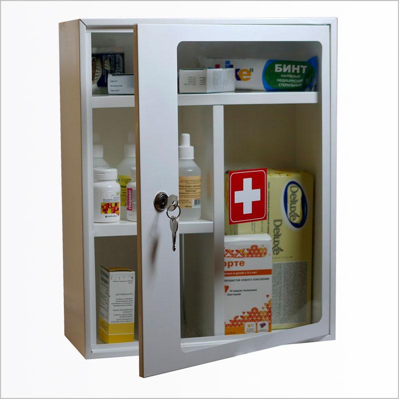 Металлические шкафы, ключницы и аптечки