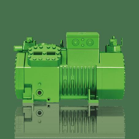 Основные особенности поршневых компрессоров BITZER
