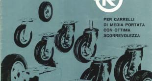 Эволюция промышленных колес