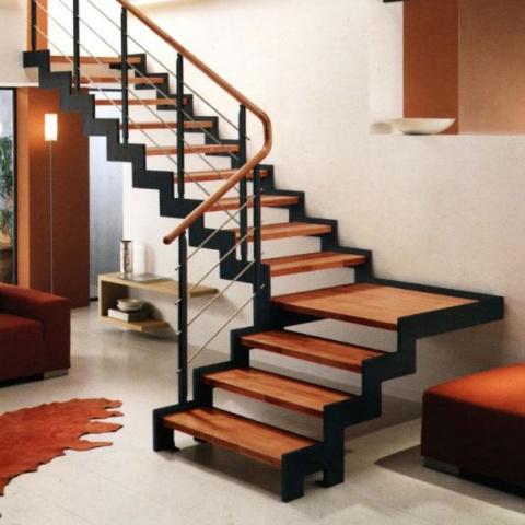 Поворотные лестницы!